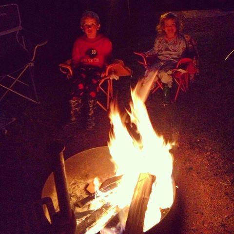Blue Mounds Campfire