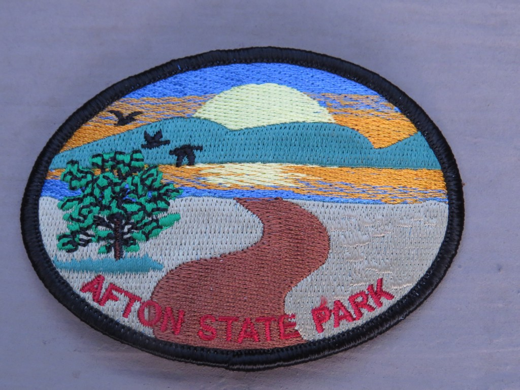 Afton State Park patch
