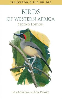 african bird field guide