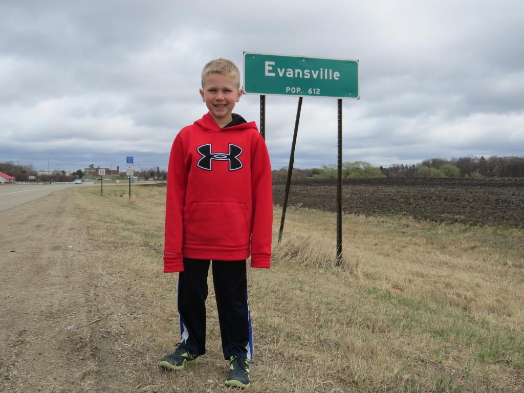 Evan Evansville