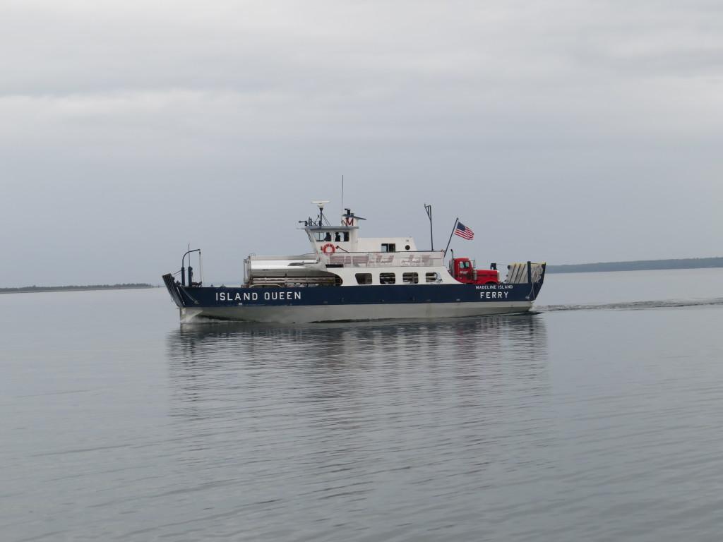 Madeline Island Ferry