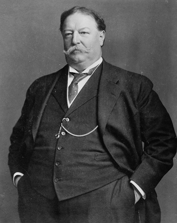 President William Howard Taft Source: National Archives and Records Administration