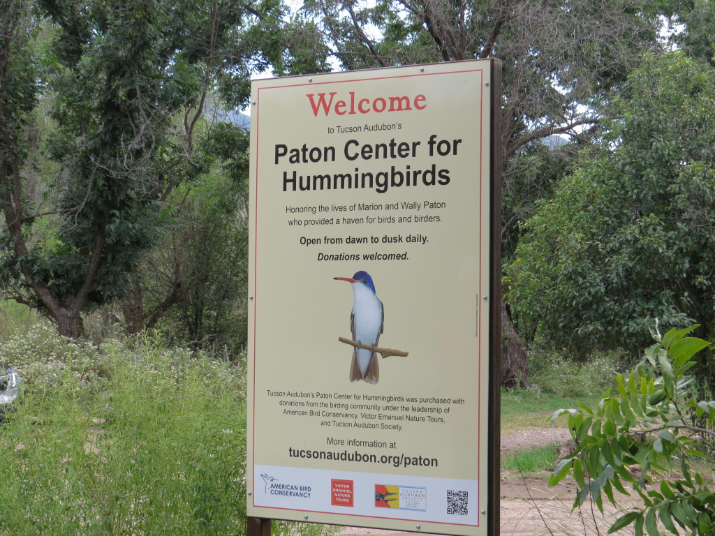 Paton Center for Hummingbirds