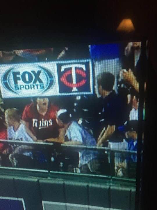 Josh Evan Melissa Marin baseball